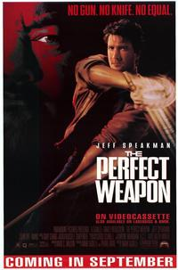 The Perfect Weapon - 27 x 40 Movie Poster - Style A