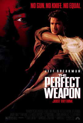 The Perfect Weapon - 27 x 40 Movie Poster - Style B