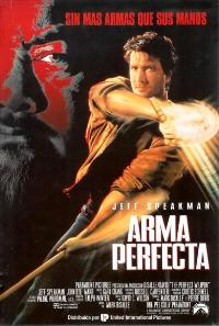 The Perfect Weapon - 11 x 17 Movie Poster - Spanish Style A