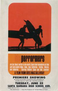 The Performers - 27 x 40 Movie Poster - Style A