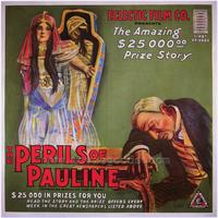 The Perils of Pauline - 27 x 40 Movie Poster - Style B