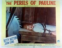 The Perils of Pauline - 11 x 14 Movie Poster - Style A