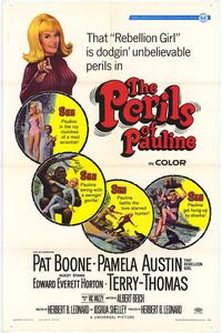 Perils of Pauline - 11 x 17 Movie Poster - Style A