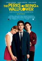 The Perks of Being a Wallflower - 43 x 62 Movie Poster - Bus Shelter Style B
