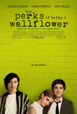 The Perks of Being a Wallflower - 27 x 40 Movie Poster - Style A