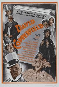 The Personal History, Adventures, Experience, & Observation of David Copperfield the Younger - 43 x 62 Movie Poster - Bus Shelter Style A