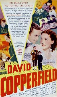 The Personal History, Adventures, Experience, & Observation of David Copperfield the Younger - 11 x 17 Movie Poster - Style B