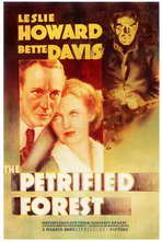 The Petrified Forest - 11 x 17 Movie Poster - Style B