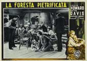 The Petrified Forest - 11 x 14 Poster Spanish Style A