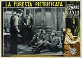 The Petrified Forest - 11 x 14 Poster Spanish Style G