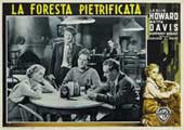 The Petrified Forest - 11 x 14 Poster Spanish Style I