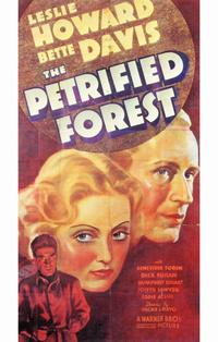 The Petrified Forest - 11 x 17 Movie Poster - Style A