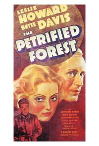 The Petrified Forest - 27 x 40 Movie Poster - Style A