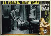 The Petrified Forest - 11 x 14 Poster Spanish Style B