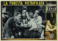 The Petrified Forest - 11 x 14 Poster Spanish Style C