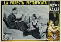The Petrified Forest - 11 x 14 Poster Spanish Style D