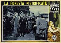 The Petrified Forest - 11 x 14 Poster Spanish Style E