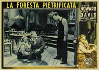 The Petrified Forest - 11 x 14 Poster Spanish Style F