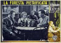 The Petrified Forest - 11 x 14 Poster Spanish Style H