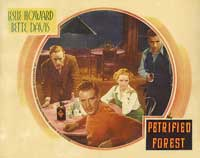 The Petrified Forest - 11 x 14 Movie Poster - Style B