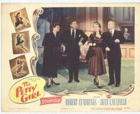 The Petty Girl - 11 x 14 Movie Poster - Style B