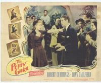 The Petty Girl - 11 x 14 Movie Poster - Style C