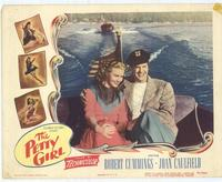 The Petty Girl - 11 x 14 Movie Poster - Style D