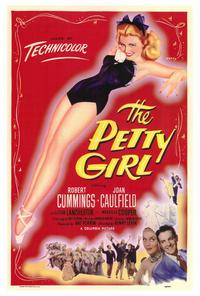 The Petty Girl - 27 x 40 Movie Poster - Style A