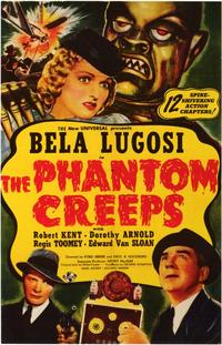 The Phantom Creeps - 11 x 17 Movie Poster - Style A