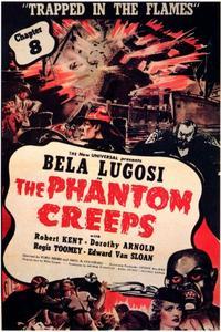 The Phantom Creeps - 11 x 17 Movie Poster - Style B