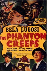 The Phantom Creeps - 11 x 17 Movie Poster - Style C