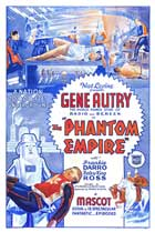 The Phantom Empire - 11 x 17 Movie Poster - Style L