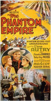 The Phantom Empire - 11 x 17 Movie Poster - Style B