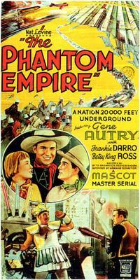 The Phantom Empire - 11 x 17 Movie Poster - Style D