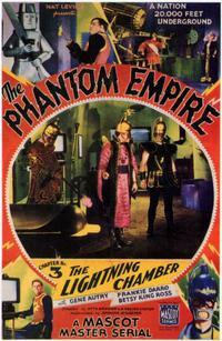 The Phantom Empire - 11 x 17 Movie Poster - Style G