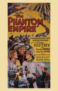 The Phantom Empire - 11 x 17 Movie Poster - Style I