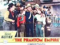 The Phantom Empire - 11 x 14 Movie Poster - Style A