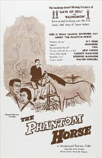 The Phantom Horse - 11 x 17 Movie Poster - Style A