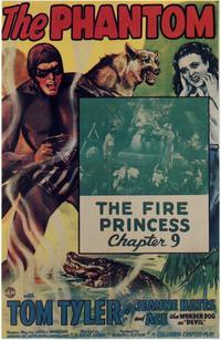 The Phantom - 11 x 17 Movie Poster - Style C