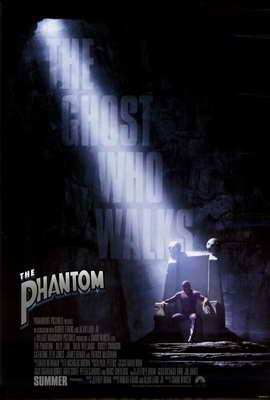 The Phantom - 11 x 17 Movie Poster - Style B