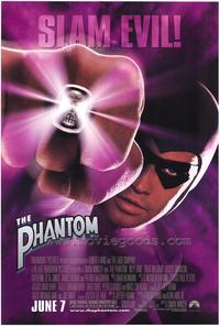 The Phantom - 27 x 40 Movie Poster - Style A