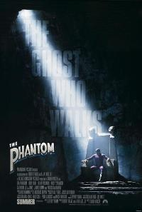 The Phantom - 43 x 62 Movie Poster - Bus Shelter Style A