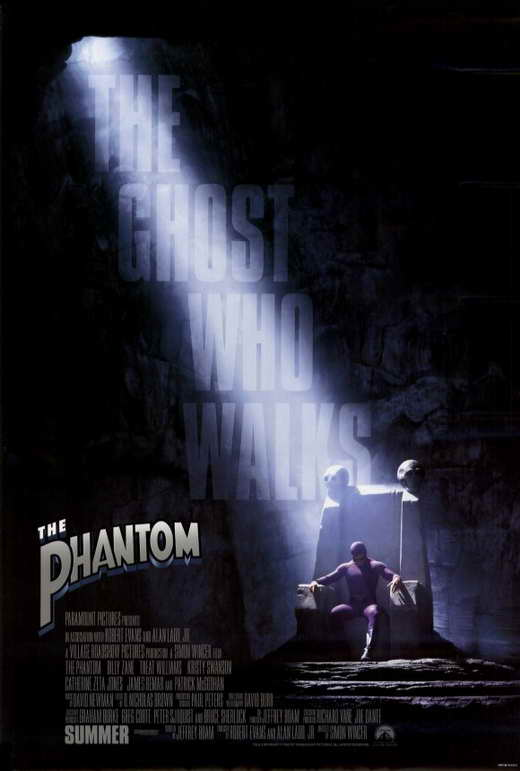 The Phantom Movie Posters From Movie Poster Shop