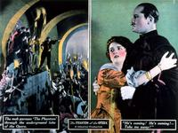 The Phantom of the Opera - 11 x 14 Movie Poster - Style F