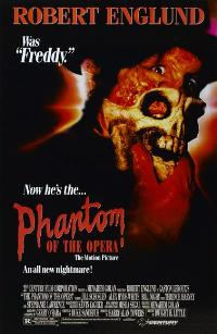 The Phantom of the Opera - 27 x 40 Movie Poster - Style B