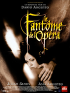 The Phantom of the Opera - 11 x 17 Movie Poster - French Style A