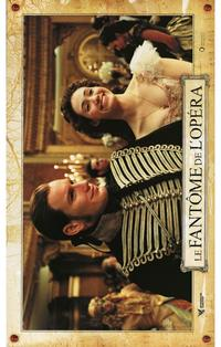 The Phantom of the Opera - 11 x 17 Movie Poster - French Style G