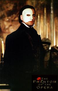 The Phantom of the Opera - 11 x 17 Movie Poster - Style D