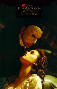 The Phantom of the Opera - 11 x 17 Movie Poster - Style E