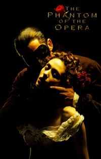 The Phantom of the Opera - 11 x 17 Movie Poster - Style J